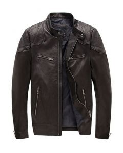 CNELL Sheep Skin Leather Jacket (SHEEP)