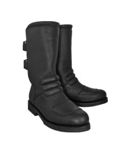 Men's Dual Strap Motorcycle Boots(SM004)