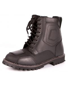 Mens Motorcycle Casual Sneaker Boots(SM010)