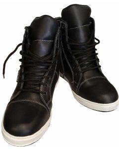 Mens Waterproof Motorcycle Casual Sneaker Boots(SM011)