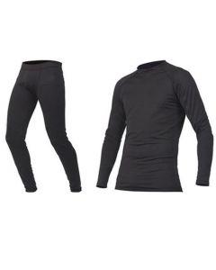 Thermal Tech Black Underwear