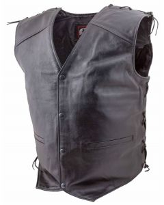 (V179) CNELL Leather Vest