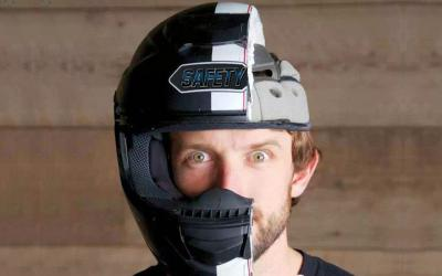 How to choose a motorcycle helmet that suits you (Common Types)