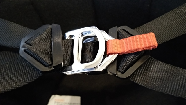 D-RING strap